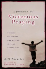 A Journey to Victorious Praying cover
